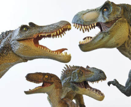 In the evolutionary long run, small critters tend to evolve into bigger beasts -- at least according to the idea attributed to paleontologist Edward Cope, now known as Cope's Rule. Using the latest advanced statistical modeling methods, a new test of this rule as it applies dinosaurs shows that Cope was right -- sometimes. Credit: © Derrick Neill / Fotolia