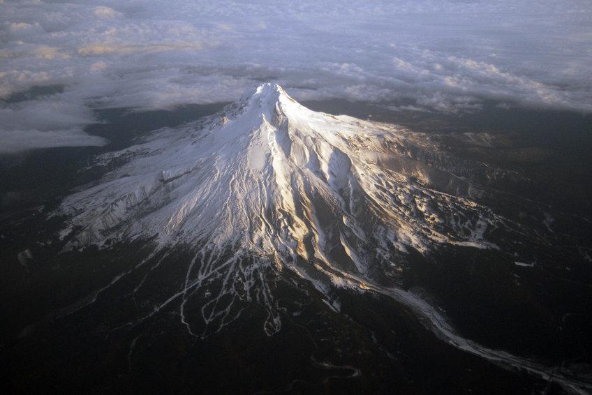 Mount Hood, Oregon. Credit: © dschreiber29 / Fotolia