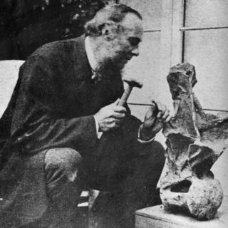 Rev William Fox had four dinosaurs named after him