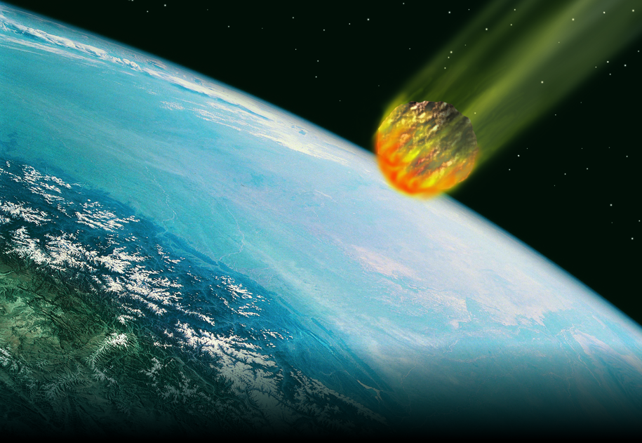 The Chicxulub Crater was created by an asteroid that struck the Earth about 66 million years ago