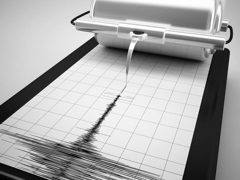 Seismograph (stock image). Credit: © hakandogu / Fotolia