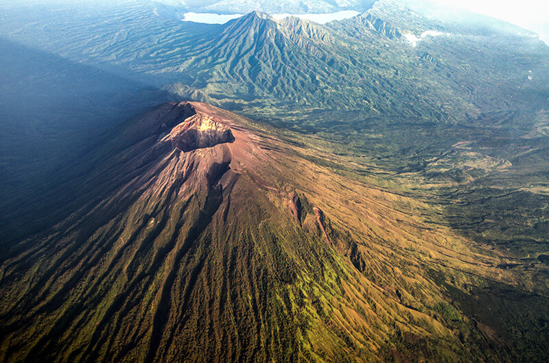 Mount Agung // Photo by adiartana/iStock/Getty Images Plus/Getty Images